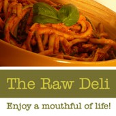 raw deli food workshops