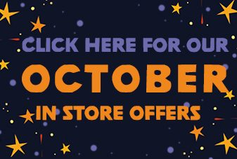IN STORE PROMOTIONS